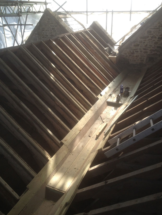 Broadwoodwidger,structural timber structural repair and roof works