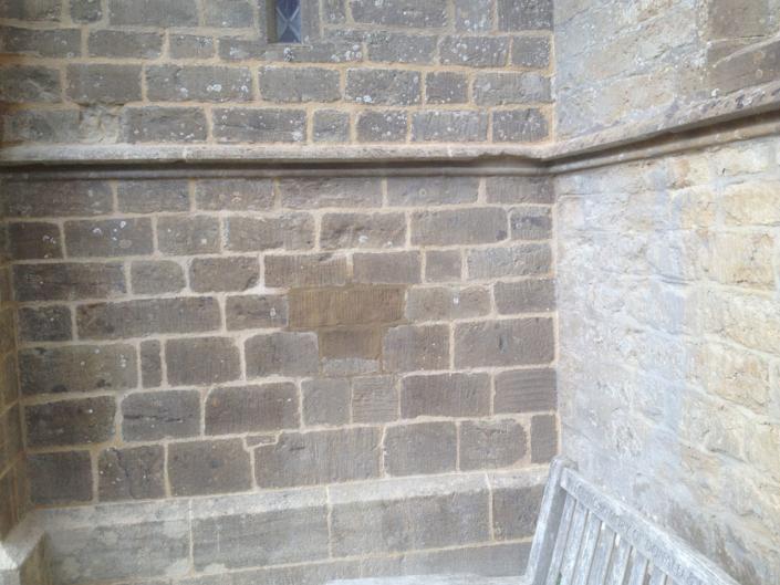 South Dorset , mortar repair
