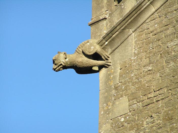 Wiltshire Church