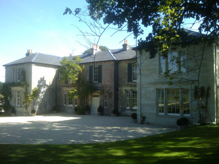 Wiltshire country house , Renovate and new additions