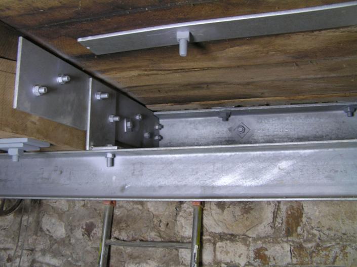 bell frame repairs Devon