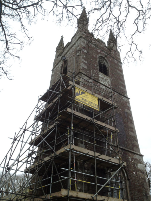 north cornwall tower repairs