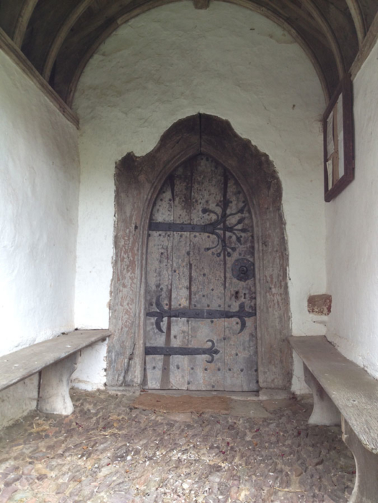 remote Somerset Church