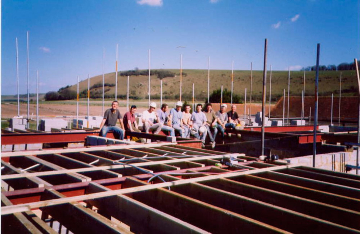 south farm team photo