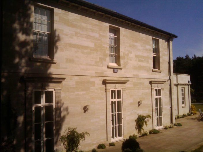 south wing , wiltshire