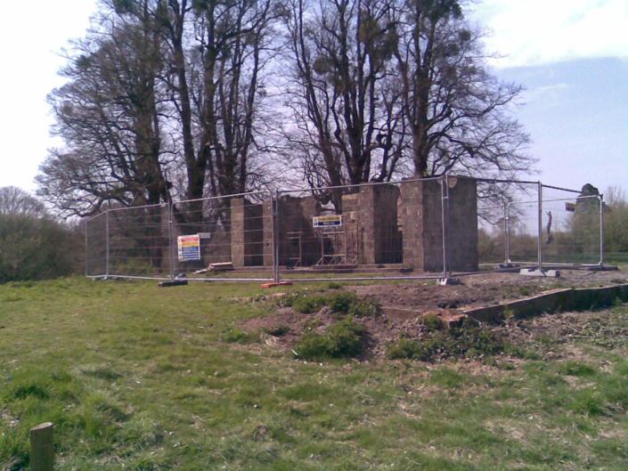stoneham war shrine