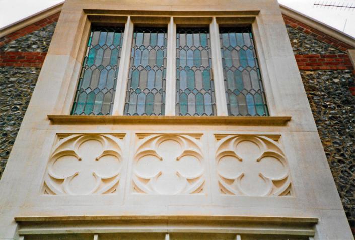 Henley oriel window Henley