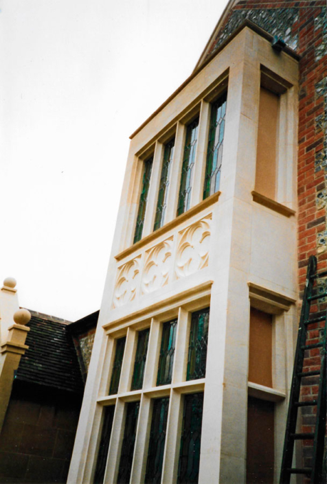 henley bay window
