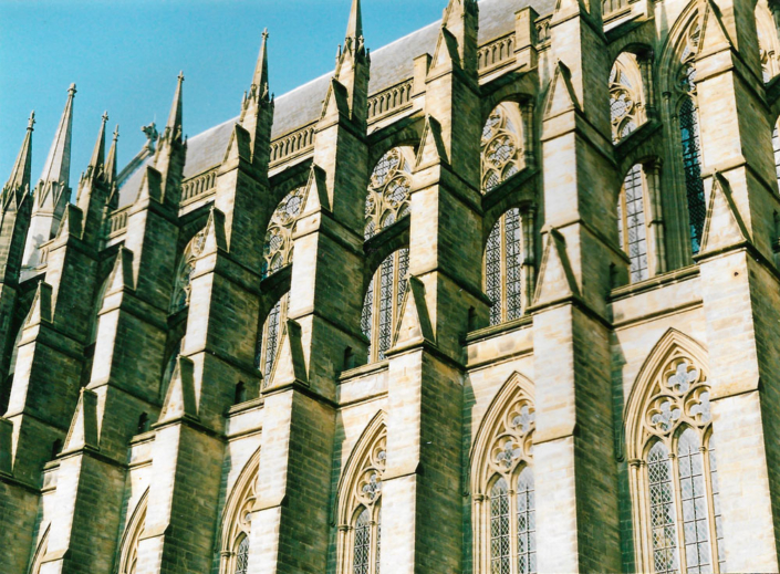 lancing college chapel sussex sandstone repairs
