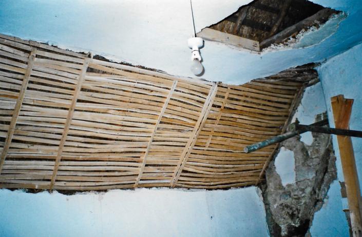 plaster lath repair