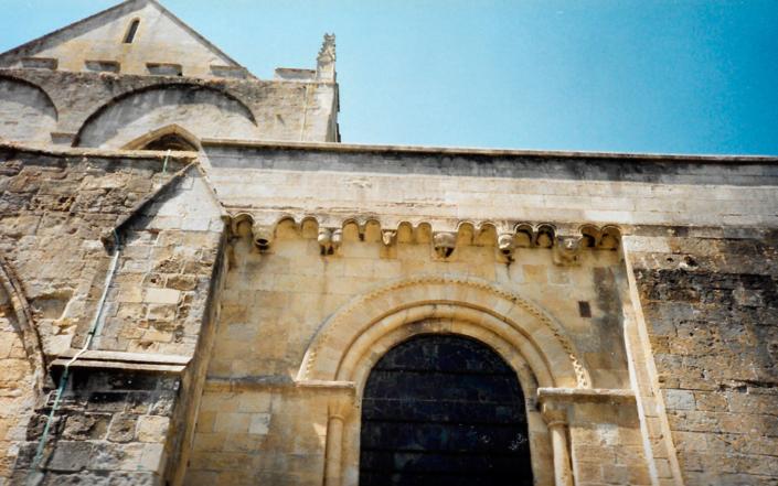 romsey abbey 1