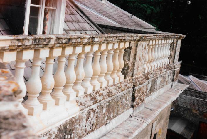 rushmore house ballisters