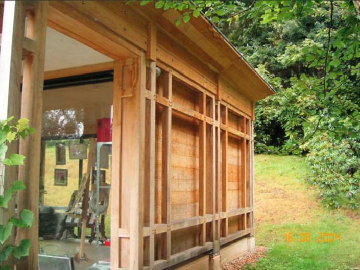 south devon garden studio