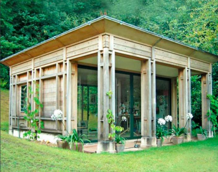 south devon garden studio mamhead