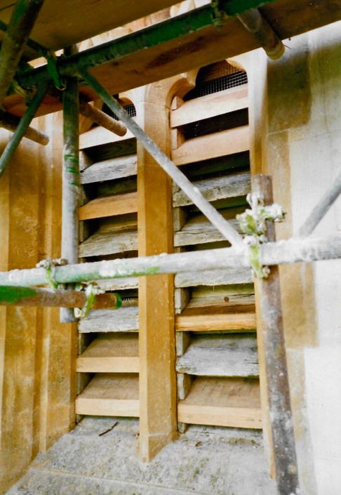 timber louvers